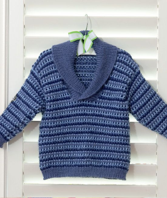 Free Pattern Mikey Mouse Sweater By Heather Granger In Patons