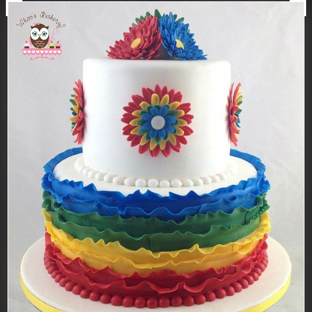 Happy Cinco de Mayo! #cincodemayocake