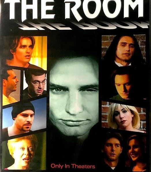 Check Out James Franco As Tommy Wiseau On The Room Poster Good Movies Streaming Movies Full Movies