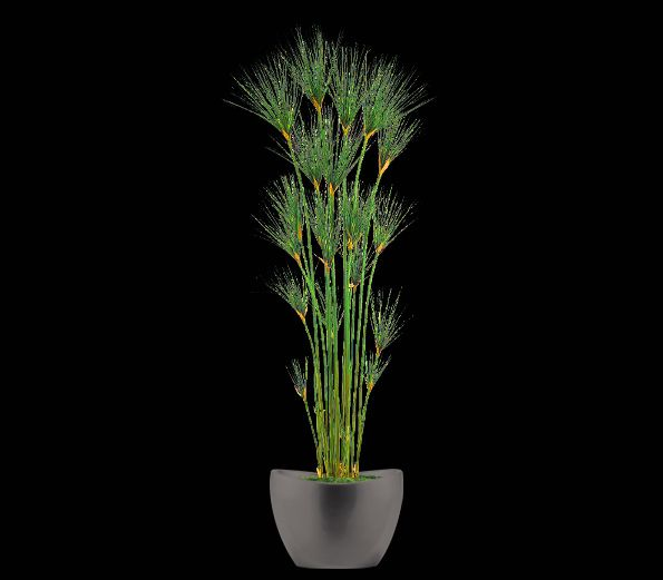 Artificial Egyptian Grass Tree - Commercial Silk Int'l