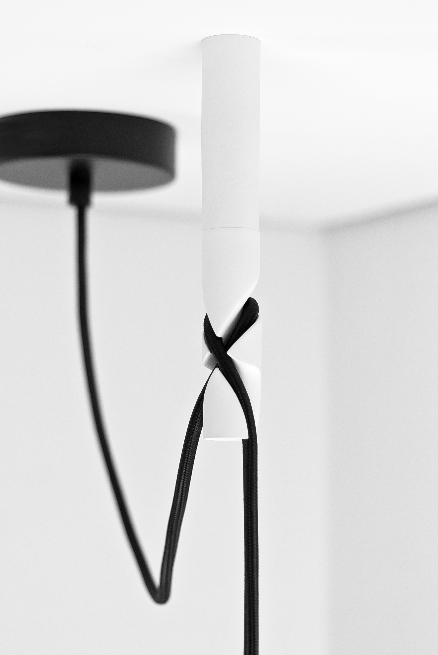 Little bishop pendant light hook by hunter u richards core