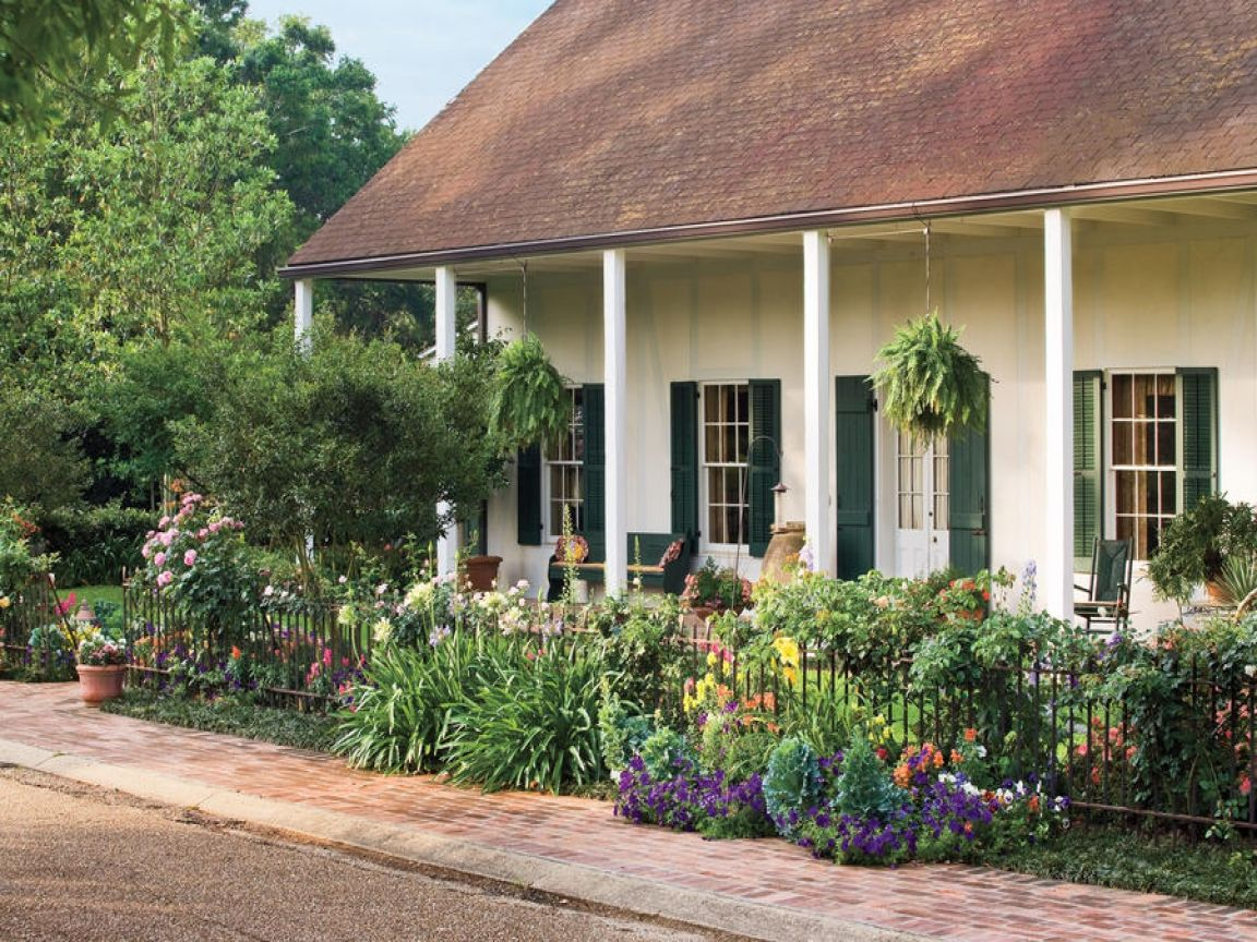Southern Living Landscaping Ideas   Best Home Ideas, Best Landscaping Ideas Southern  Living .