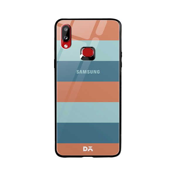 DailyObjects Sumer Lines Glass Case Cover For Samsung Galaxy A10S Buy Online in India - DailyObjects
