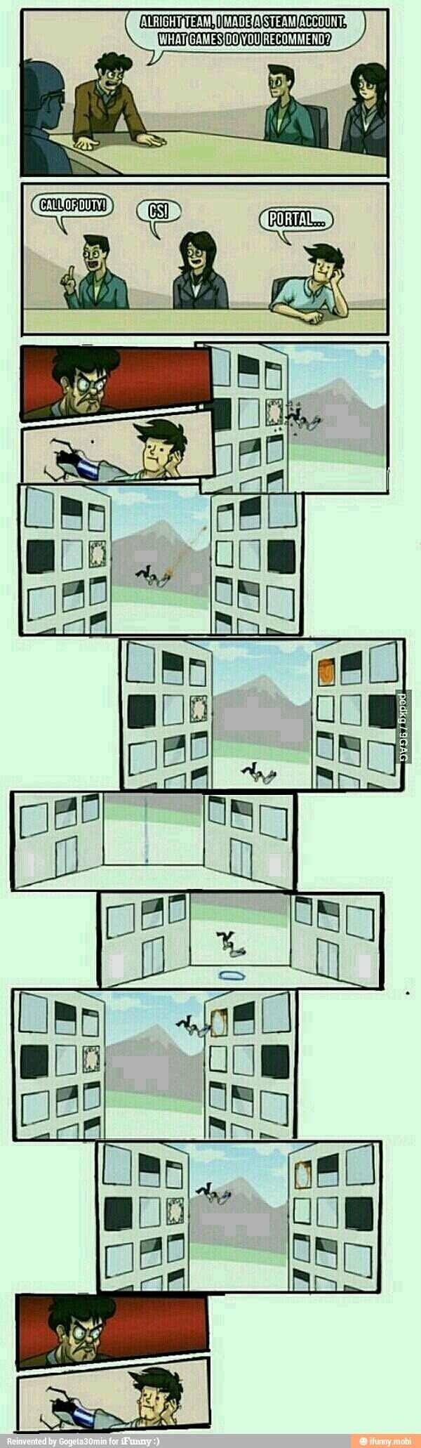 Portal Funny pictures, Lol