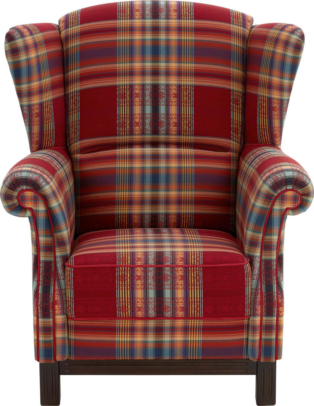 Sessel In Textil Multicolor Sessel Ohrensessel Bunt Und Ohrensessel