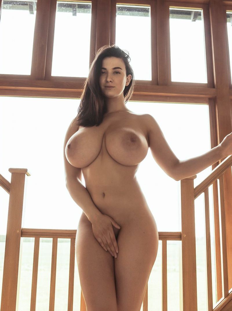 breast natural nude big