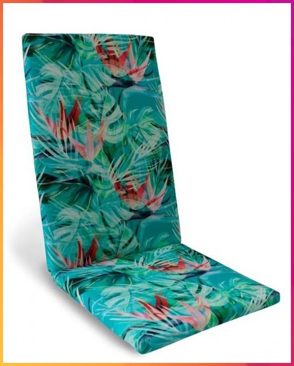 Hochlehner Auflage Blume 123 X 50 Cm Turkis Mischgewebe In 2020 Mixing Fabrics Garden Ideas Cheap Beard Art