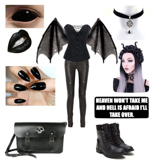 Halloween costume idea #19 (Demon)\