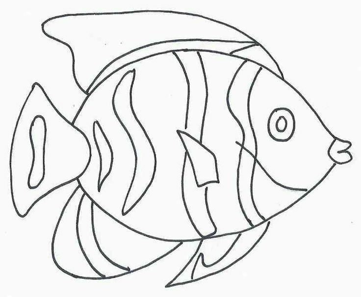 ausmalbilder fische gratis  ausmalbilder für kinder