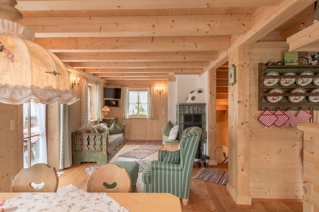 ötztal chalet wohnbereich Luxus ferienhaus, Haus, Chalet