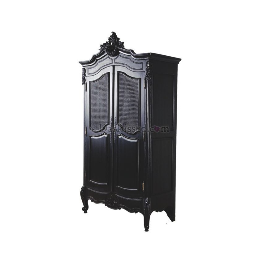 French Provincial Gothic Furniture