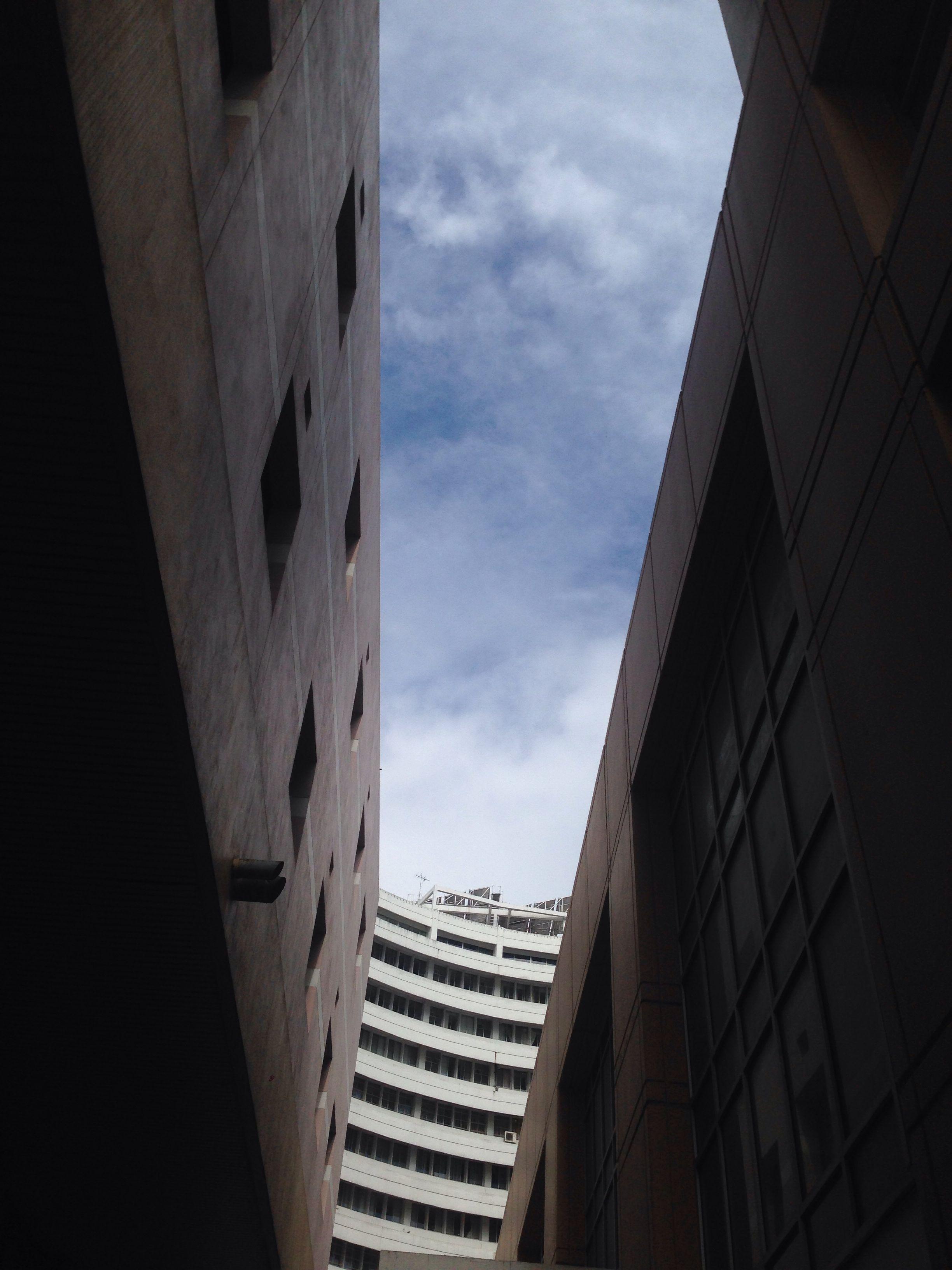 Building In Suandok Hospital