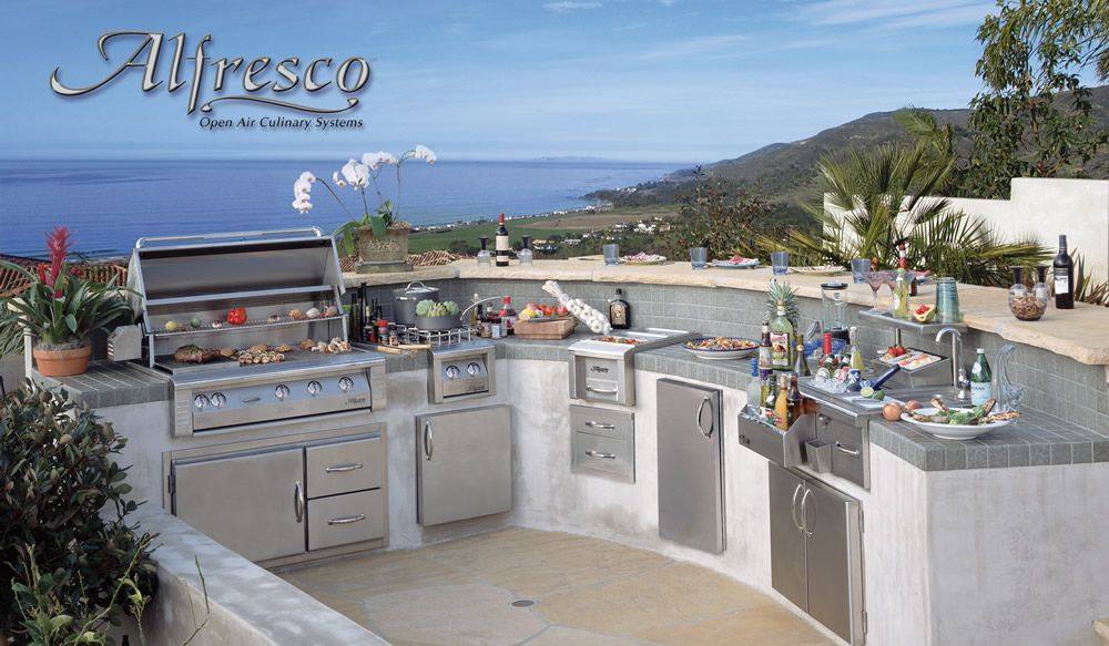 Gallery of Outdoor Kitchens and Decor - Las Vegas Outdoor ...