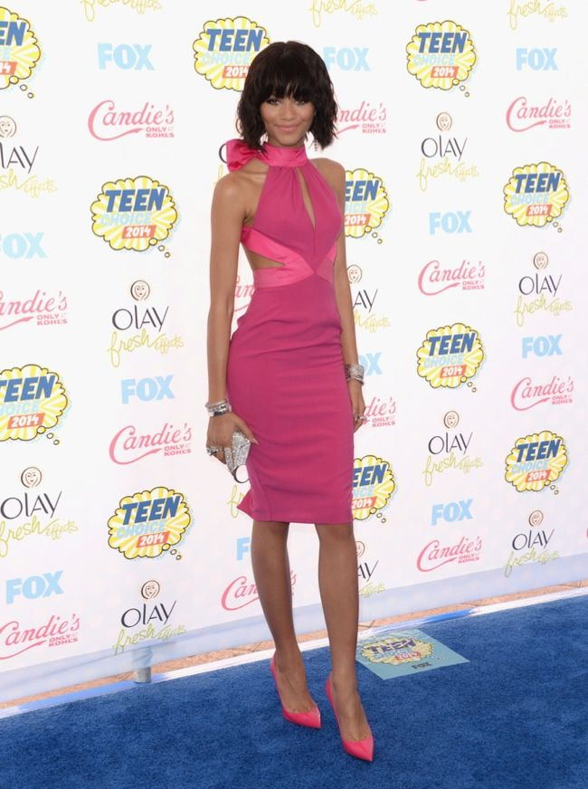 2014 Teen Choice Awards Red Carpet Style: Taylor Swift, Selena Gomez, Ariana Grande + More