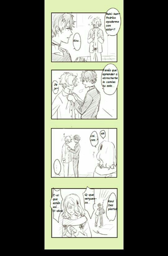en esta historia habrá mangas, imágenes y memes de Diabolik Lovers #detodo # De Todo # amreading # books # wattpad