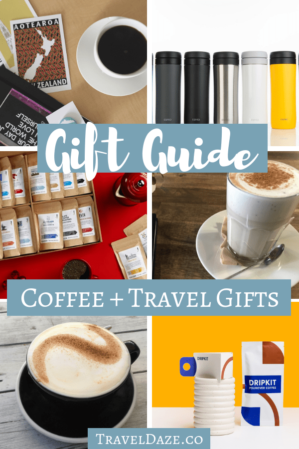 15 Useful Gifts For Coffee Lovers That Travel Best Travel Gifts