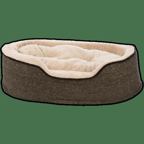 Harmony Cuddler Orthopedic Dog Bed In Tweed 28 In 2020 Orthopedic Dog Bed Dog Bed Orthopedic Dog