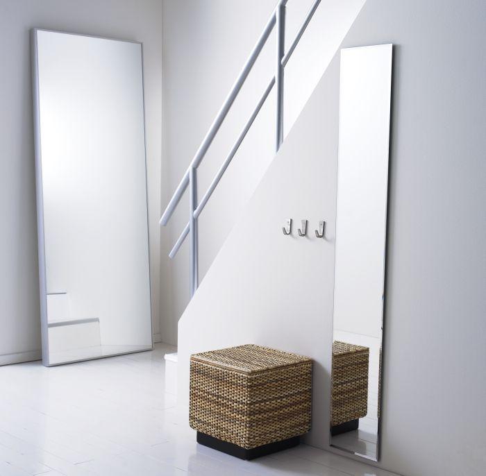 Ikea Wandspiegel hovet spiegel aluminium ikea ikea bedrooms and interiors
