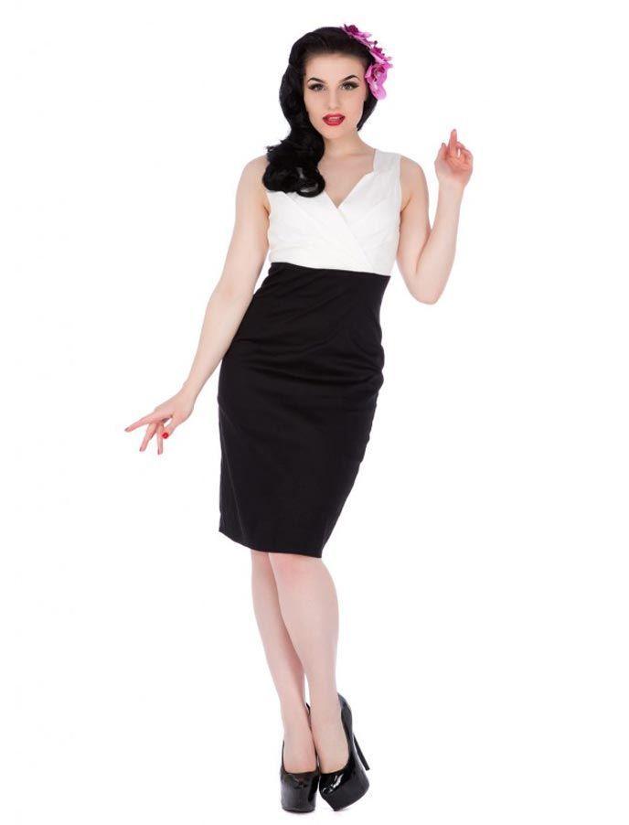 e312bacd27169b Cheryl Top White - Kleider - Vintage-Style - Ars-Vivendi ...