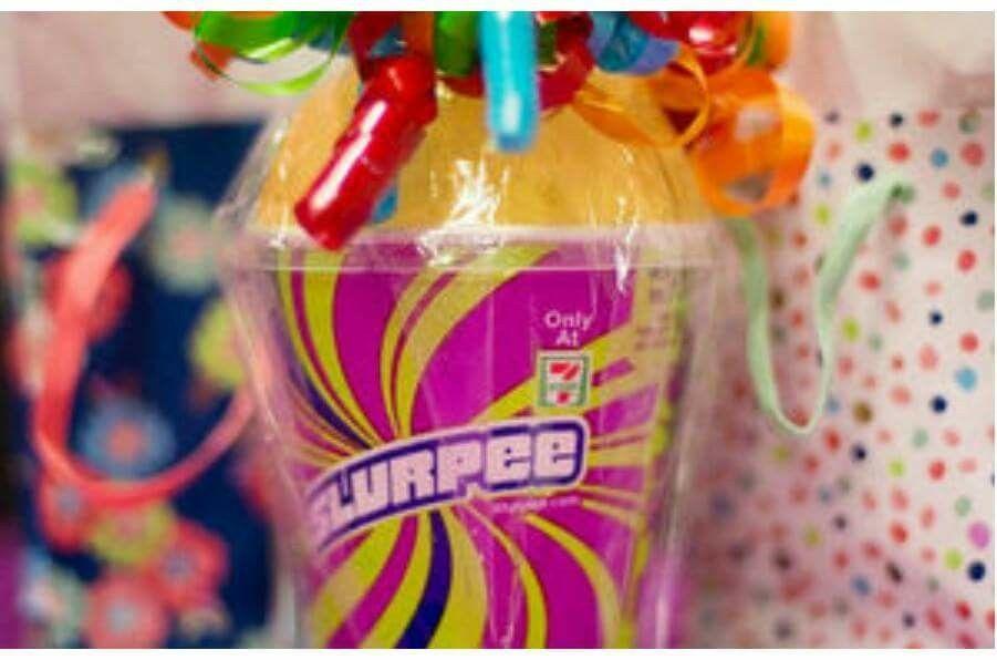 711 Birthday! Free slurpee, Slurpee, Krispy kreme