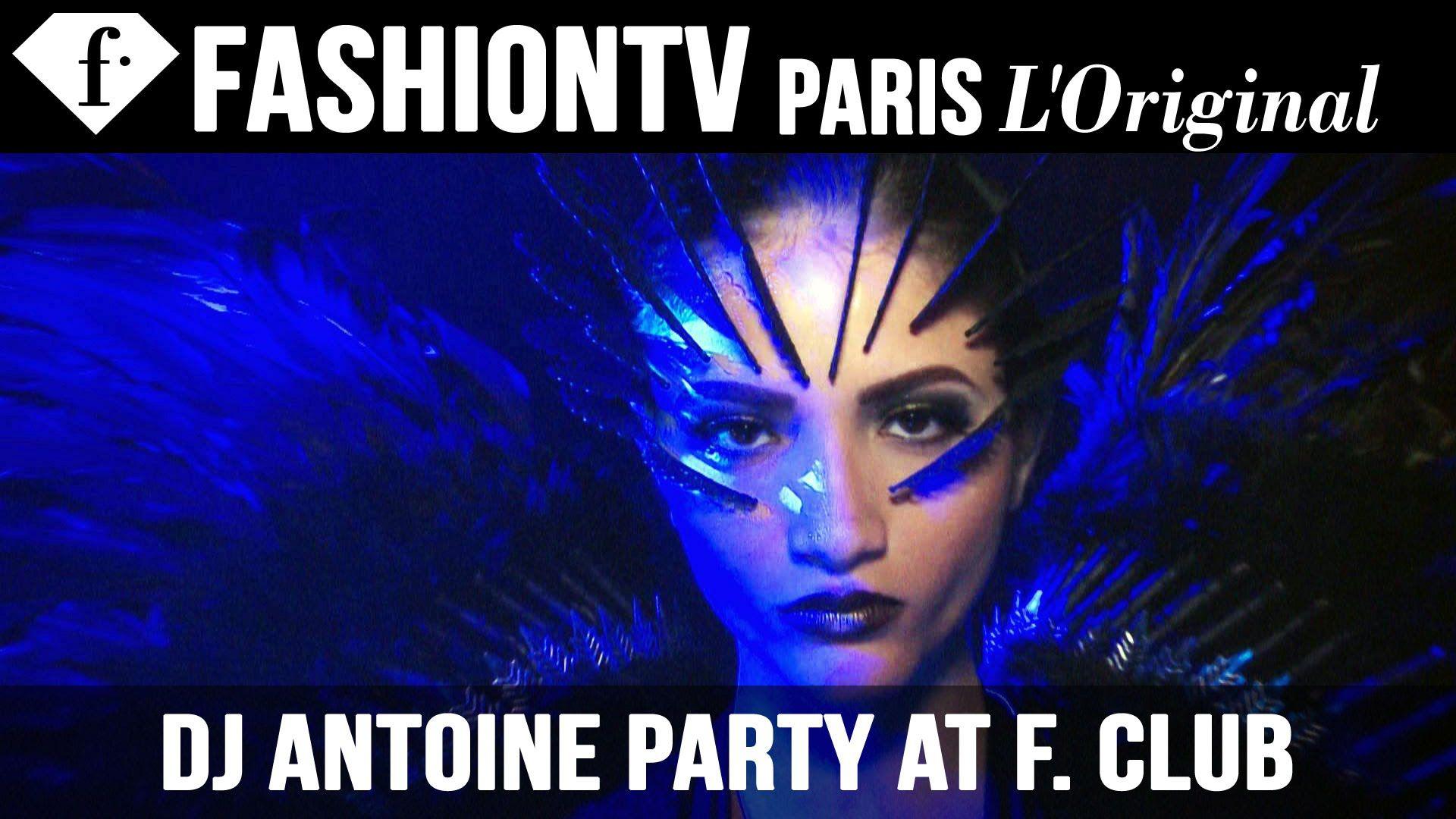 DJ Antoine Party at F. Club Bali | FashionTV