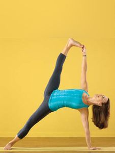 side plank pose  intermediate yoga poses hatha yoga for