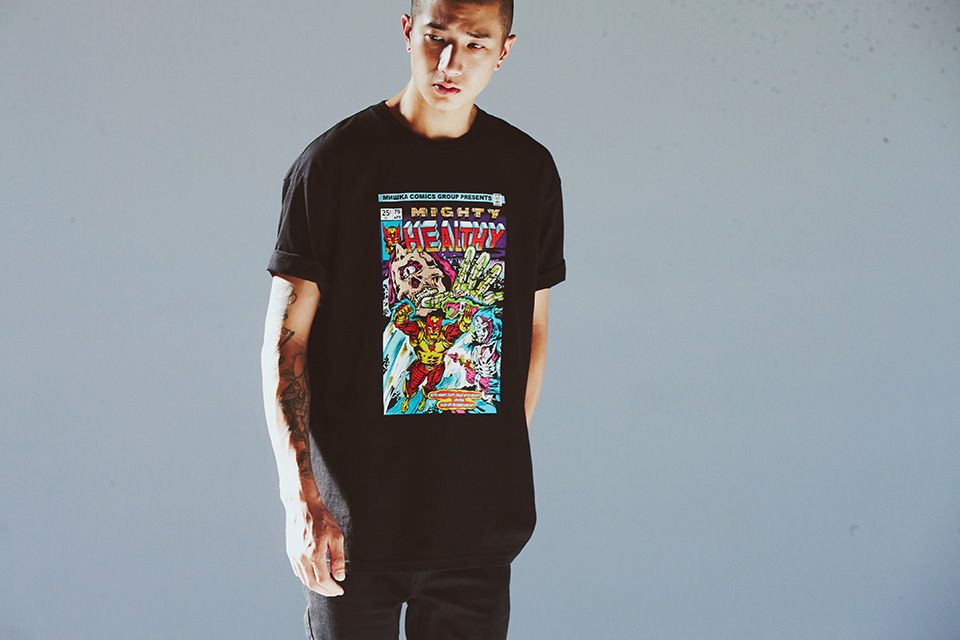 Mighty Healthy x Mishka Collection | Highsnobiety