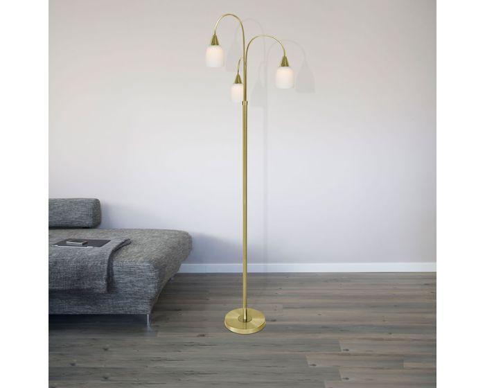 Stojací lampa LED WOFI WO 3453.03.32.0000 (CASA) | Uni-Svitidla.cz Rustikální #stojací #lampa s paticí LED pro světelný zdroj #rustical #classic #floorlamp #lamp #lamps #stojacilampy #lampy #shades #design #professional