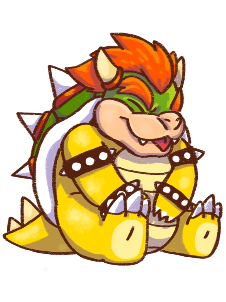Pin by Space Oreo on super mario bros Bowser, Mario and