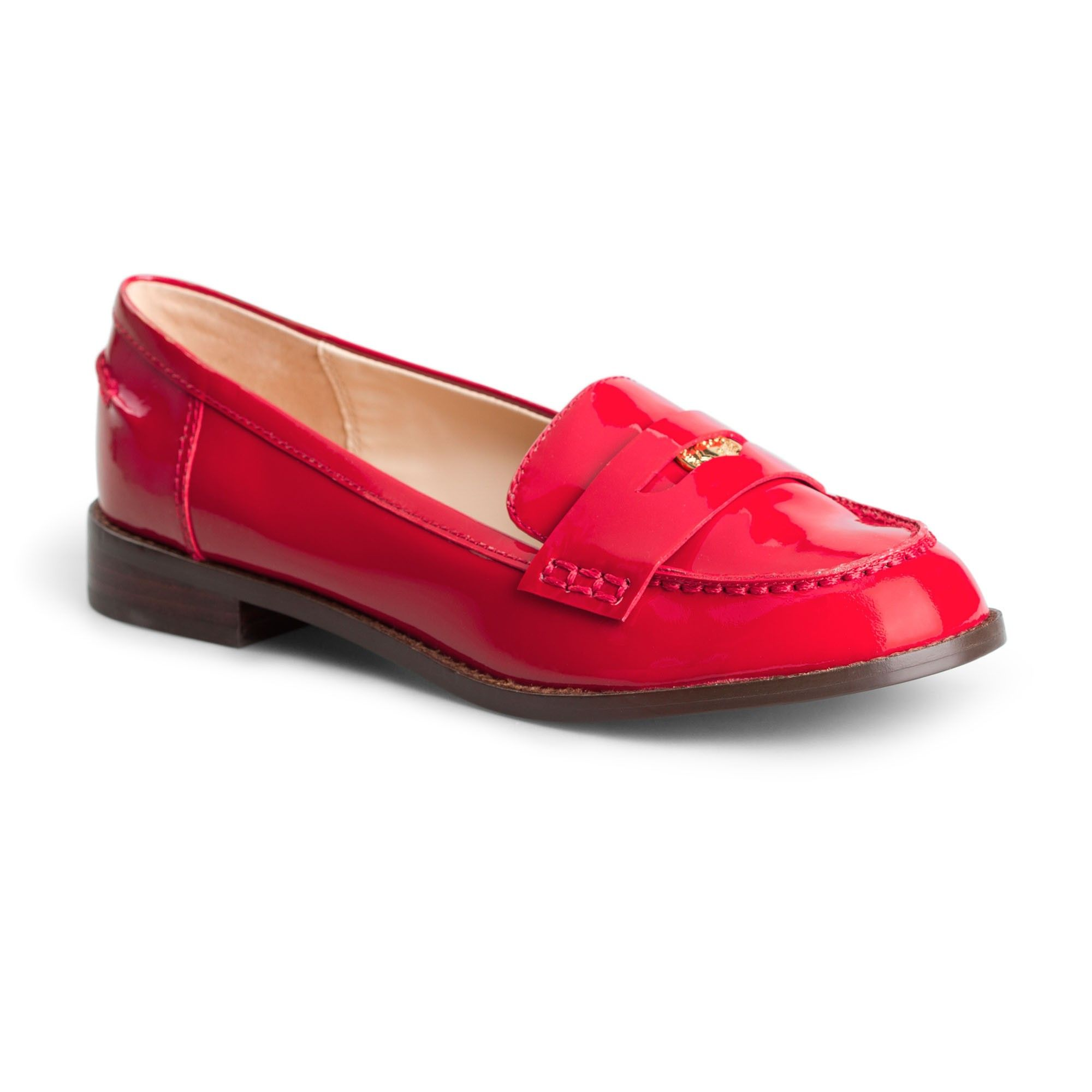 e1a980bf5ed  C. Wonder  C. Wonder Women s Penny Loafers - Patent Leather Signature Penny  Loafer