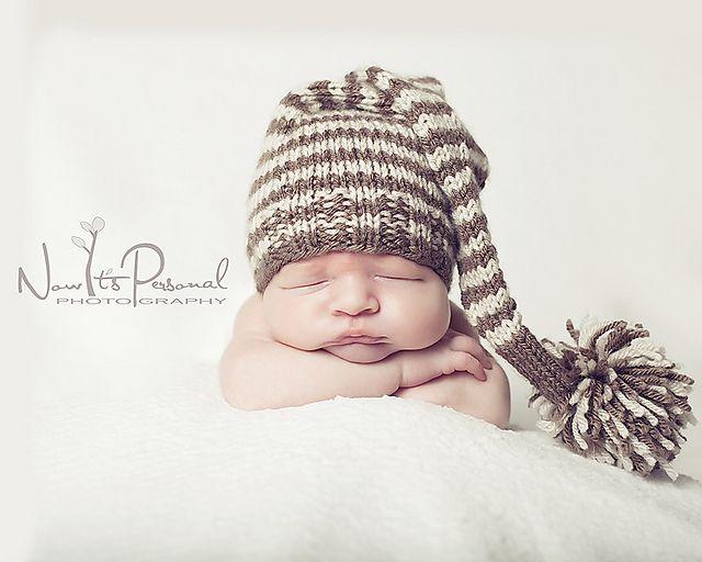 Baby Long Tail Elf Pixie Hat 211 Pattern By Posh Patterns Knit