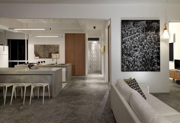 Interior Design Profession In The Usa Home Interior Design Industrial Livingroom