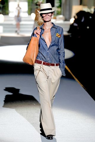 Dsquared² Spring 2011 Ready-to-Wear
