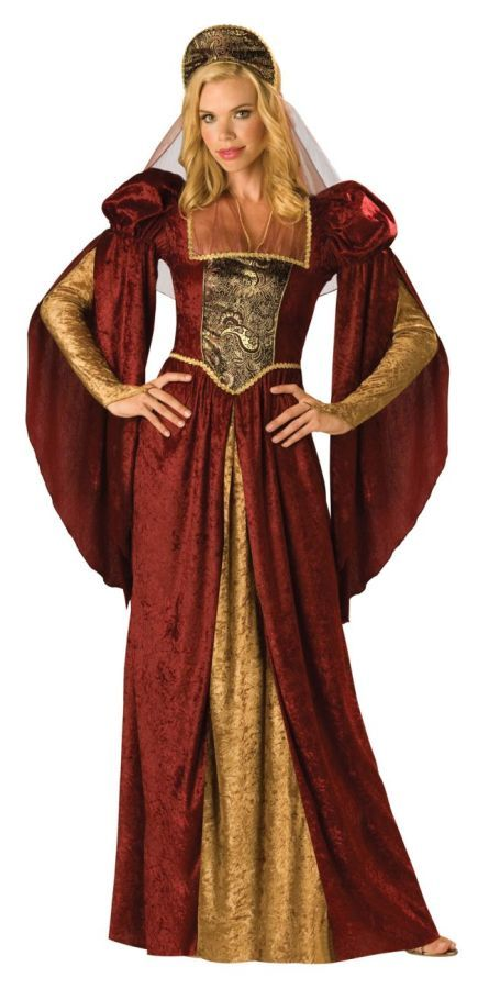 Cool Costumes Medieval Maiden Costume just added EORT costume - womens halloween ideas