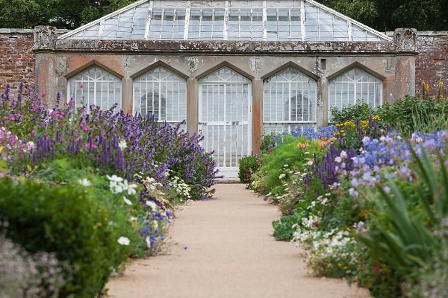 Abbotsford, Melrose, Scotland: The Gothic Orangery ...