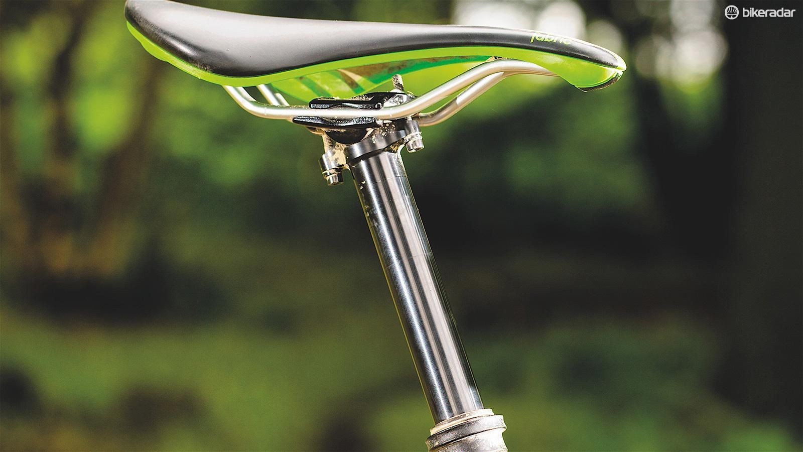 Fox Transfer Performance Dropper Seatpost Review Mountain Biking