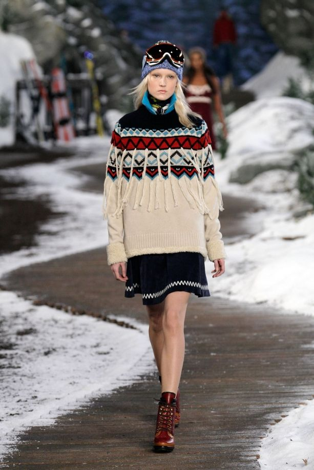 Tommy Hilfiger Fall 2014-15 Collection