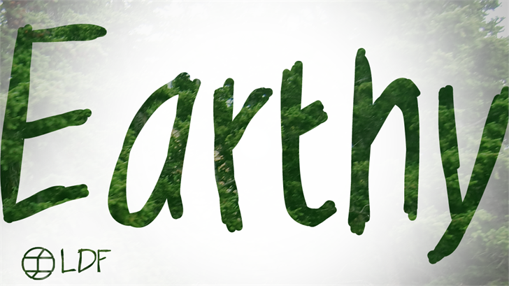 Earthy Font Design Fonts Design Calligraphy