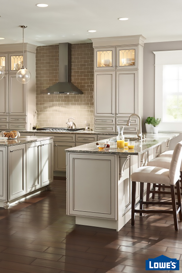 We Ve Got The Recipe For A Stylish Kitchen Schedule An Appointment With A Lowe S Kitchen Designer To Kitchen Design Small Kitchen Design Dream Kitchens Design