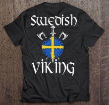 outlet store d333b 88298 SWEDISH VIKING T-SHIRT | Awesome Swedish T-Shirts | Viking ...