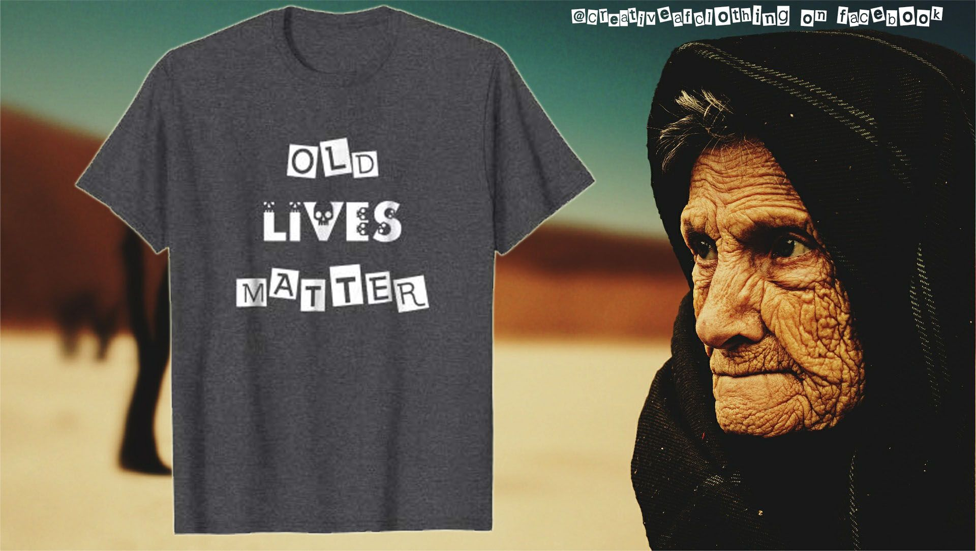 7c47de1f67 Old Lives Matter Funny Elderly Person Shirt. Perfect for grandma or grandpa  or any senior citizen. Great gift for people celebrating their 50th, 60th,  70th, ...