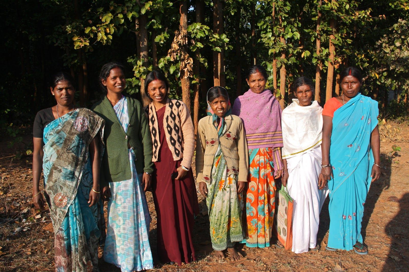 Adivasi women play a crucial role in Jharkhand's Save the