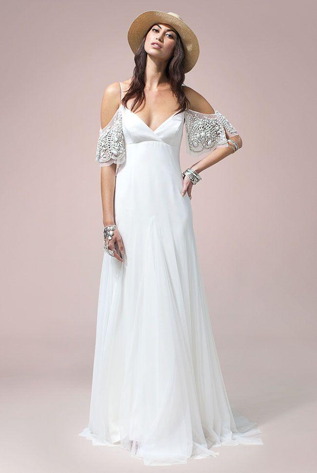 Rue De Seine Nomadic Love Wedding Dress Collection