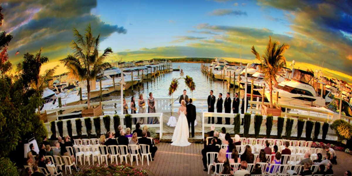 The Channel Club Marina Weddings