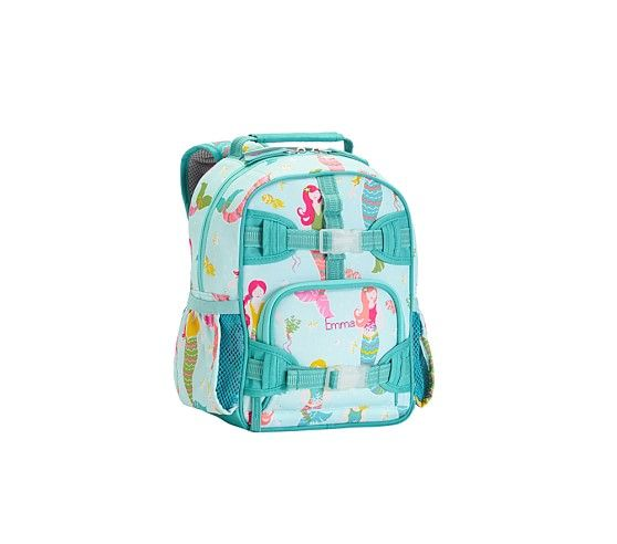 Mackenzie Aqua Mermaids Backpacks Backpacks Mini