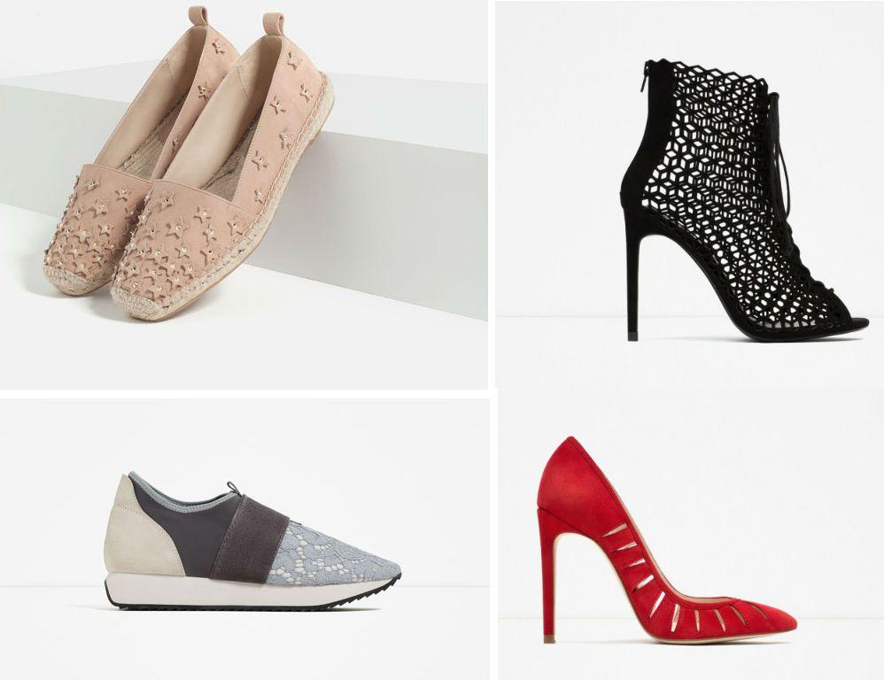 chaussures zara femme 2016