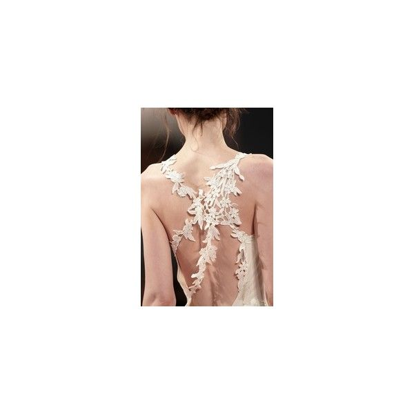 Claire Pettibone - Couture Bridal l Wedding Dresses, Bridal Gowns,... ❤ liked on Polyvore