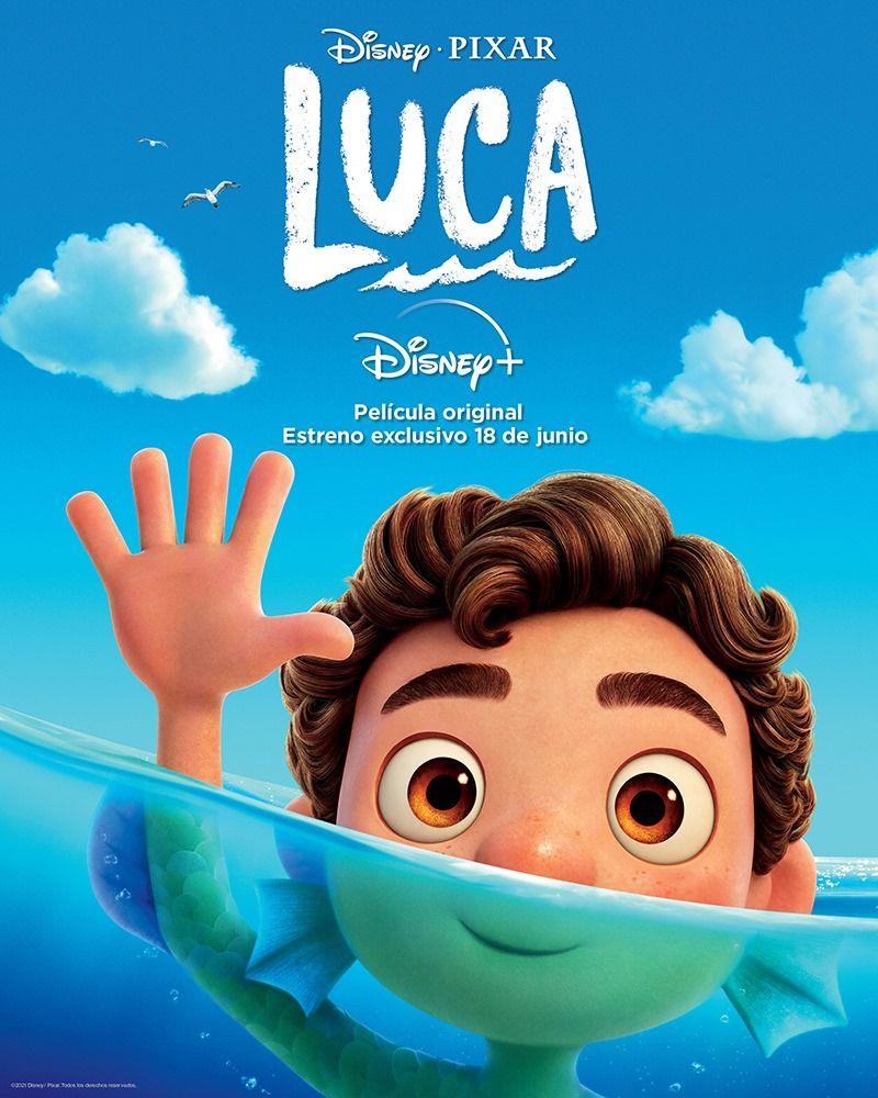 Trailer Oficial De Luca La Nueva Pelicula De Pixar In 2021 Pixar Poster Disney Drawings Pixar