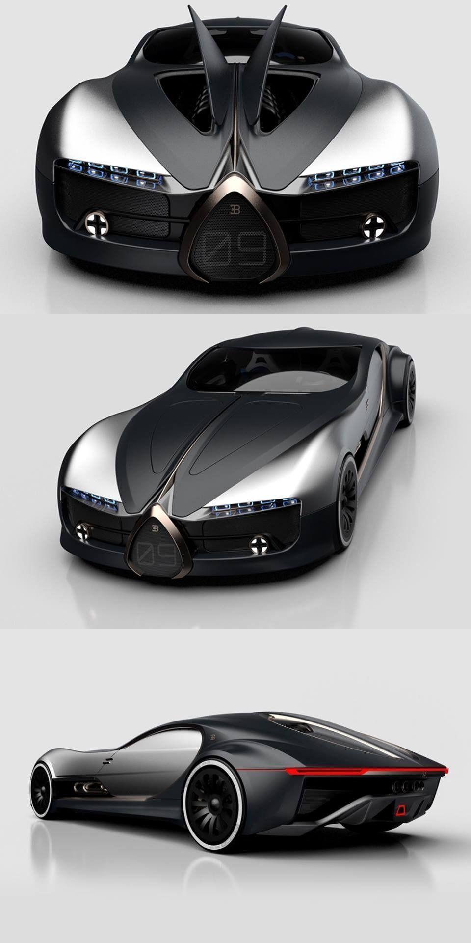 Bugati #topluxurycars Bugati – Concept Cars