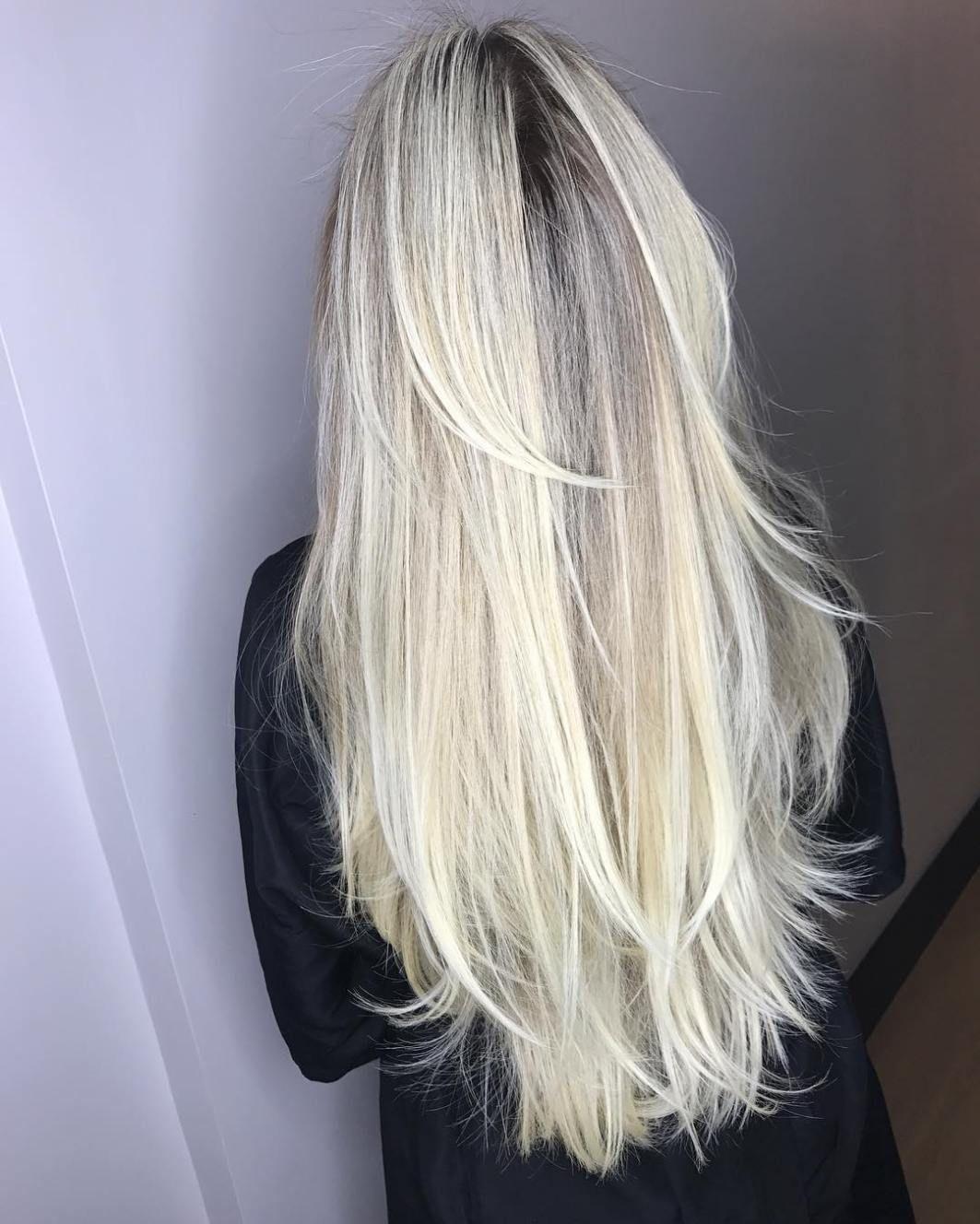 cute layered hairstyles and cuts for long hair long hai